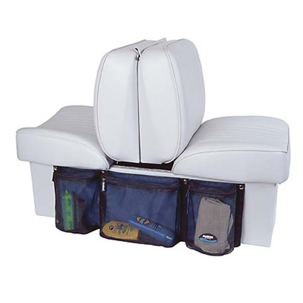 Boatmates Back to Back Boat Lounge Seat Organizer More