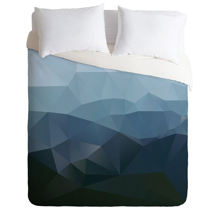 FIRST LIGHT Duvet Cover By Three Of The Possessed $ 189.00