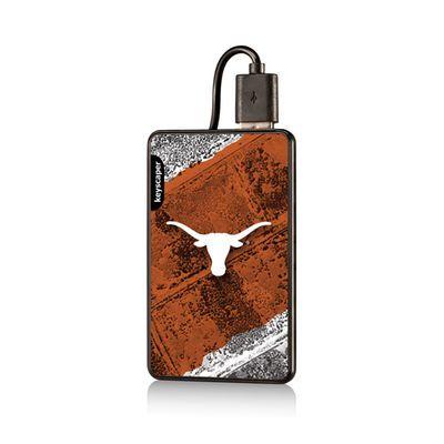 Texas Longhorns 2200mAh Contrast Team Color Portable USB Charger