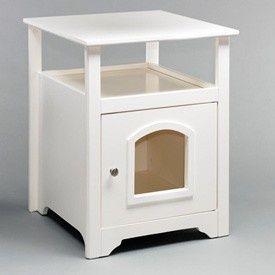 Hide Litter Box   hidden litter box   pets