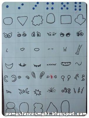 Potwory i spółka ;) ~ Pomysłowe Smyki