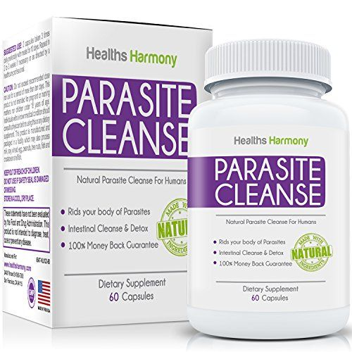 Natural Home Remedies To Cleanse Parasites From The Human Body