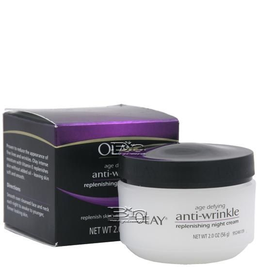 Olay Anti Wrinkle Replenishing Night Cream 11 15 Reduces The Appearance Of Fine Lines And Wrink Anti Wrinkle Night Cream Night Creams Anti Aging Eye Cream