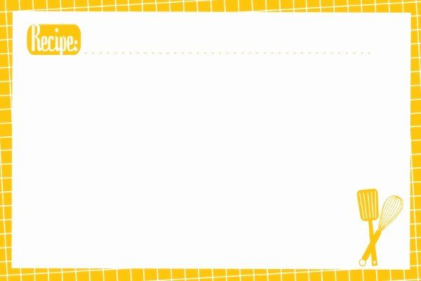 Free Recipe Card Templates Beautiful 17 Recipe Card Templates Free Psd Word Pdf Eps In 2020 Recipe Template For Word Recipe Template Recipe Template Printable