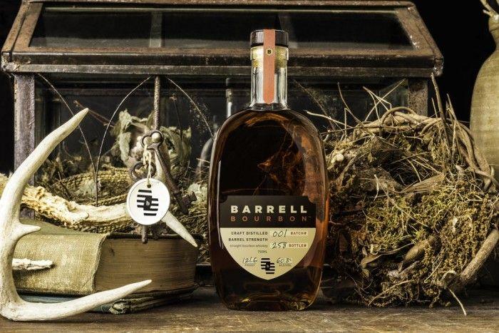 Barrell Bourbon branding