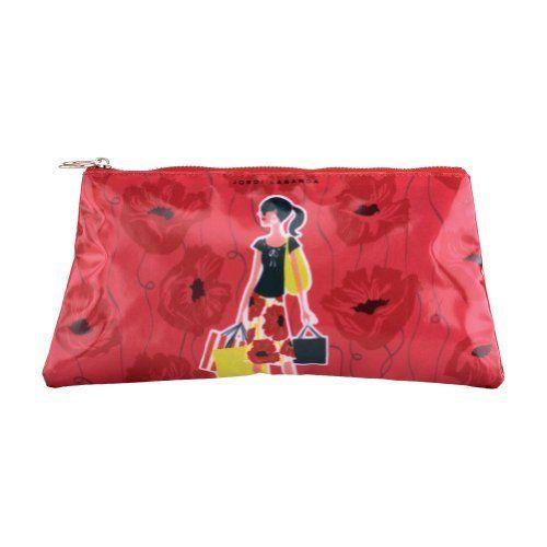 Miquelrius Jordi Labanda Cosmetic Bag (Red) Miquelrius. $20.79