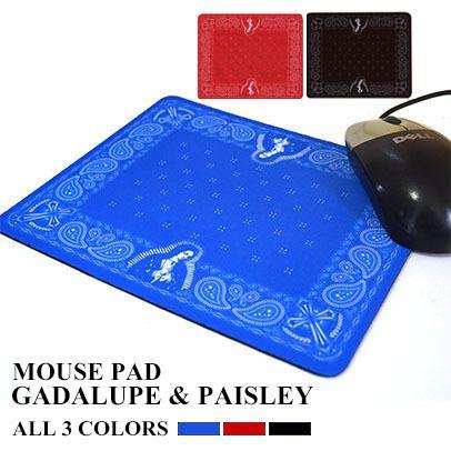 画像1: マウスパッド / GUADALUPE & PAISLEY