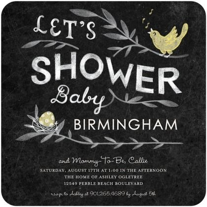 273 best best baby shower themes images on pinterest | baby shower, Baby shower invitations