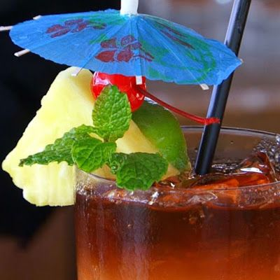AA Cocktail Recipes and Bars: World Famous MAI TAI Cocktail Recipe. Follow Asher Socrates @ashersocrates for the Worlds Best Cocktails. Shake,shake,shake!