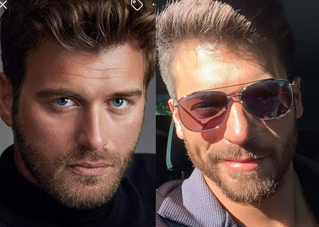 الممثل جان يمان متهم بتقليد الممثل كيفانش تاتليتوغ صورة Handsome Men Attractive Men Mens Sunglasses