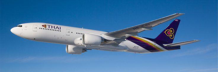 Our Amazing Flight With Thai Airlines!