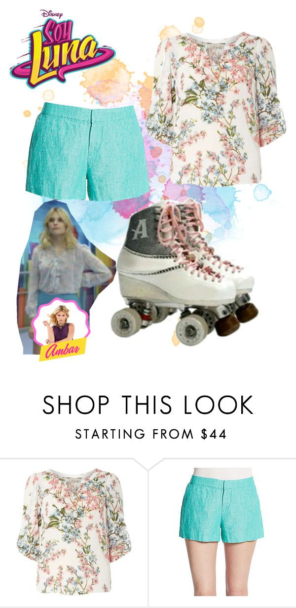"""soy luna"" by maria-cmxiv on Polyvore featuring Billie & Blossom and Joie"
