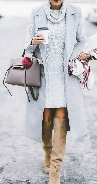 Winter Color Crush: Grey