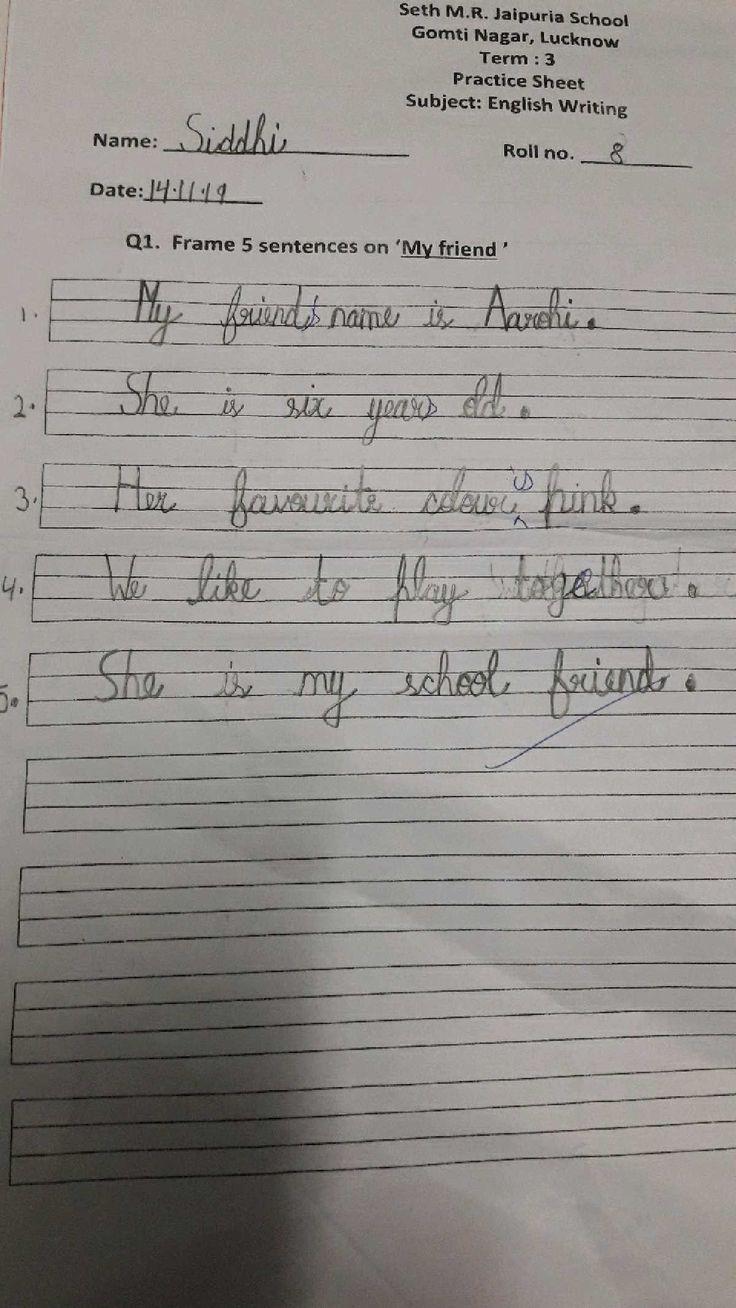 Pin by Sarita Pandey on composition English grammar