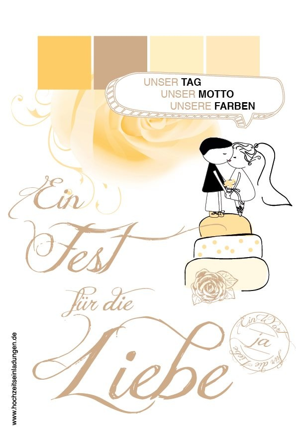 """Hochzeit ist immer ein """"Fest der Liebe""""! http://www.hochzeitseinladungen.de/hochzeit/kartengalerien/romantisch-floral/action/show/card/DEA003D.html?q=fest%20der%20liebe"""