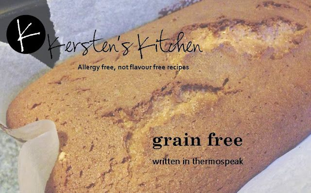 Grain free in the Thermomix!