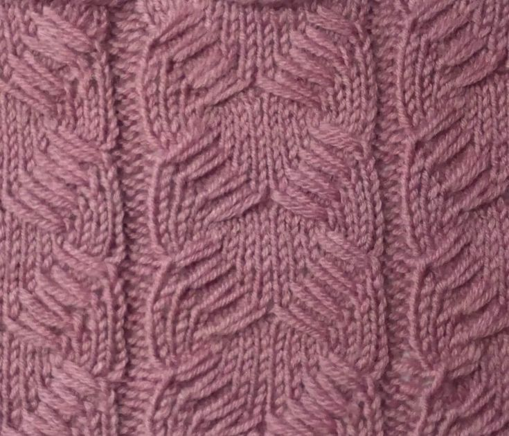 Cankerworm cool knitting pattern