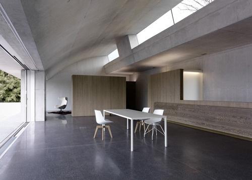 two verandas | living ~ gus wustemann | floor + windows + walls + wood