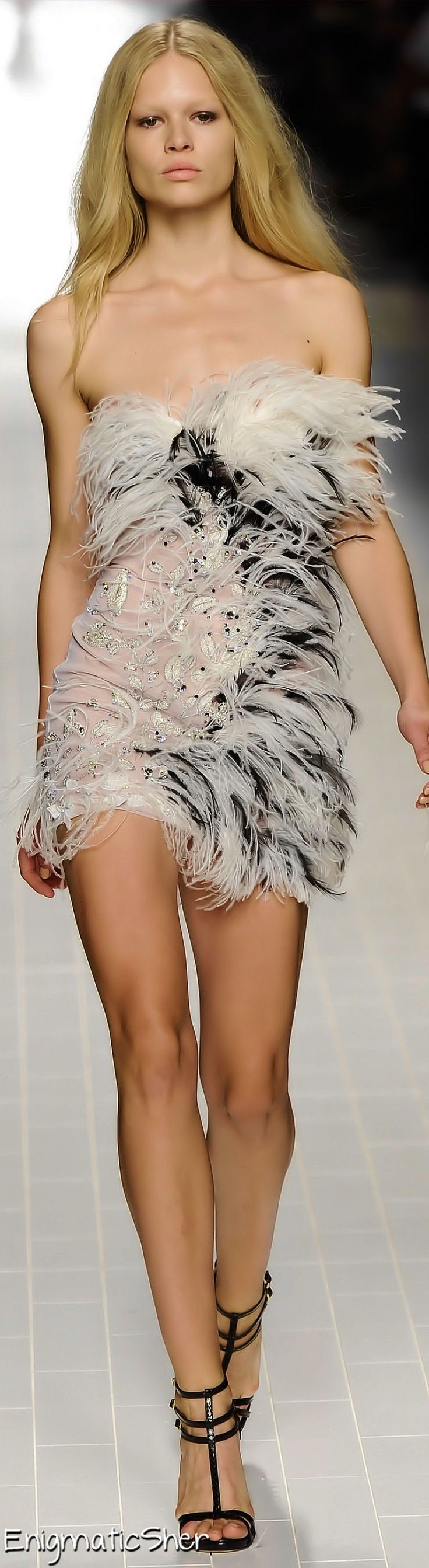 Blumarine Spring Summer 2014 Ready-To-Wear