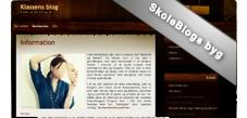 Skoleblogs.dk giver dig mulighed for at lave en klasseblog, hvor eleverne kan arbejde med blogskrivning.