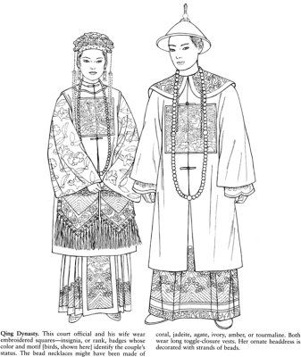 an analysis of qing dynasty The qing dynasty, also known as the qing empire, officially the great qing (/ tʃ ɪ ŋ /), was the last imperial dynasty of china, established in 1636 and ruling.