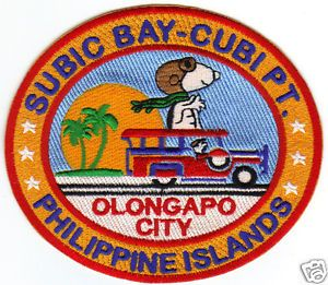 JEEPNEY PHOTOS IN SUBIC BAY | Subic Bay Cubi Point Patch Olongapo City Philippines Snoopy on Jeepney ...