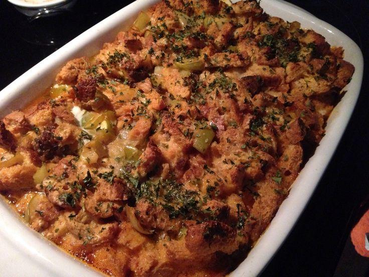 Chorizo Sausage and Apple Dressing (Never Stuffing) | My blog... My ...