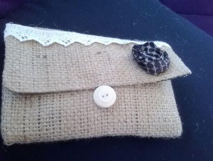 casual clutch purse