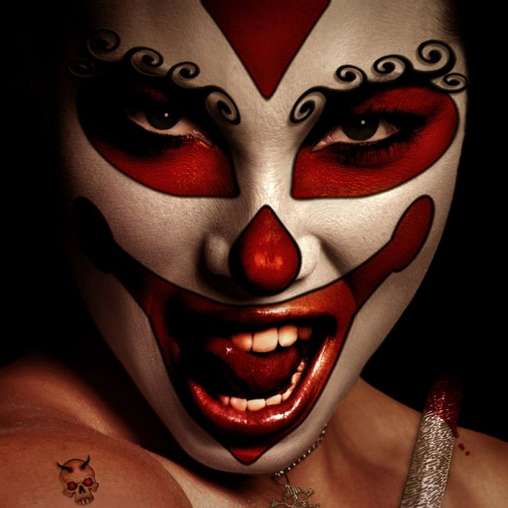 64 best chicano clown girls images on Pinterest | La ...