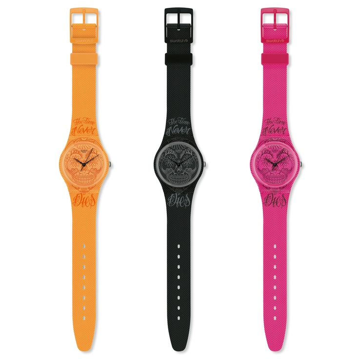 18 best Swatch Latest Collections images on Pinterest ...