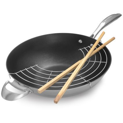 Scanpan® CTQ Nonstick Wok | Sur La Table