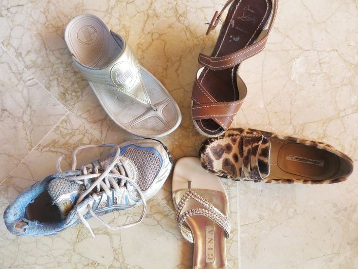 Travel Diaries: The Shoe Edit - now on www.BeautyPassionista.com