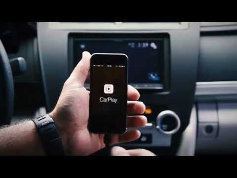 Pioneer  model AVIC-8100NEX with Apple CarPlay