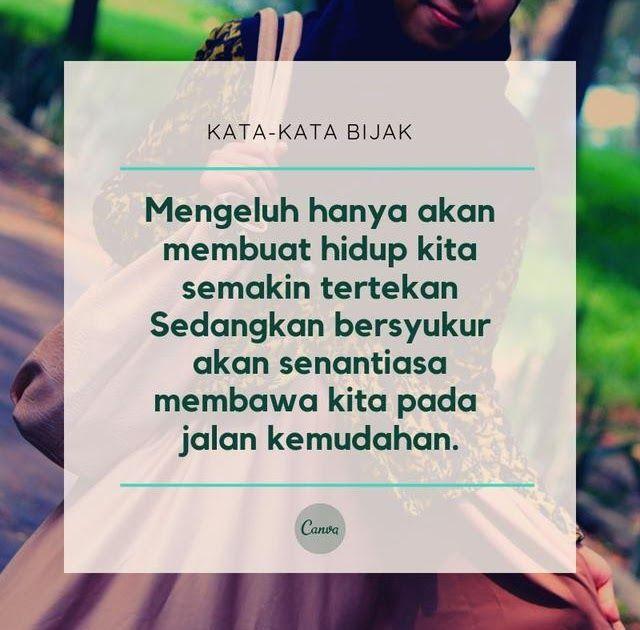 Kata Kata Islami Remaja