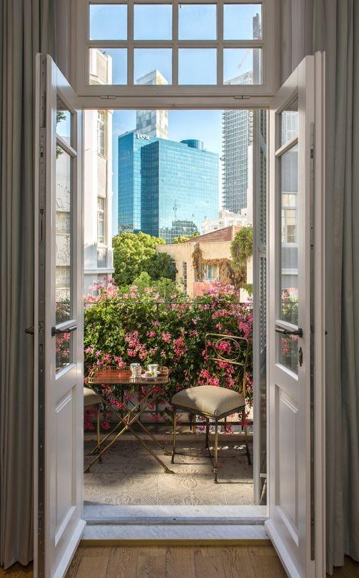 Hot hotel: The Norman, Tel Aviv - Vogue Living
