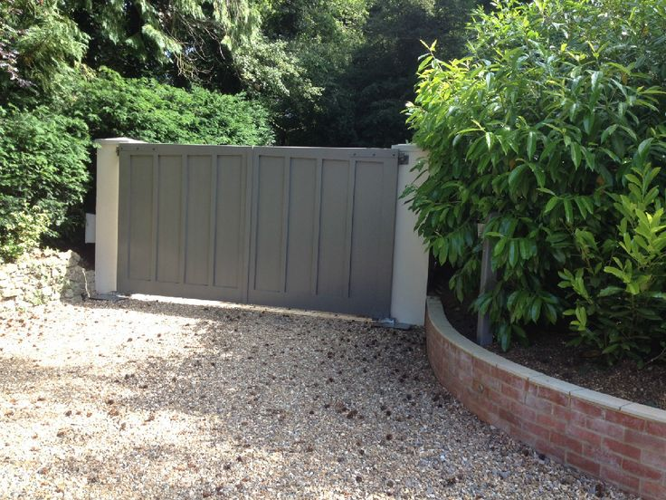 Best 25 Electric Gates Ideas On Pinterest Front