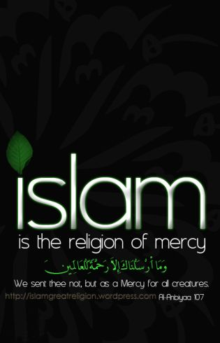 Islam is a religion of peace!