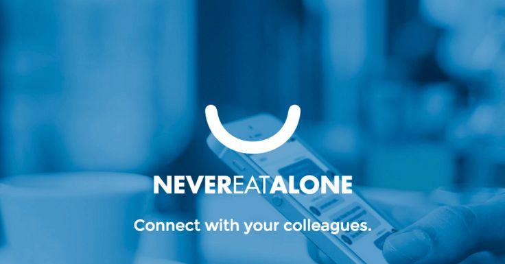 With Never Eat Alone, Never Eat Alone  |  TechCrunch