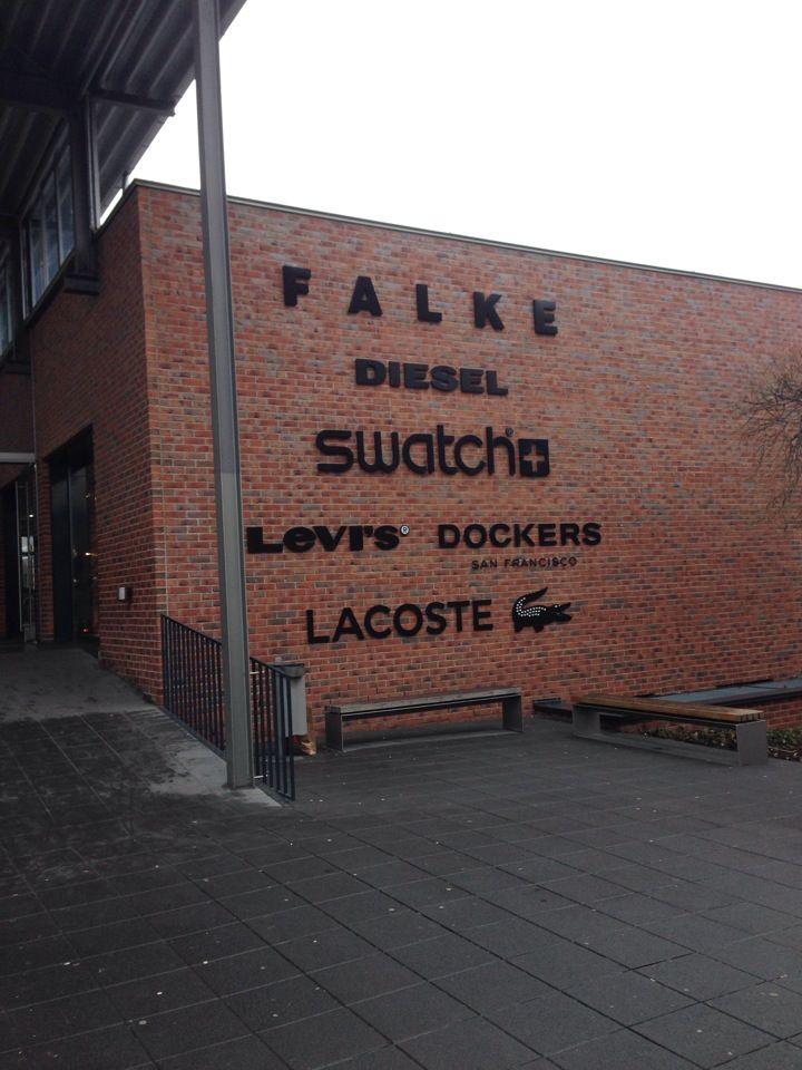 HUGO BOSS Factory Store in Metzingen, Baden-Württemberg