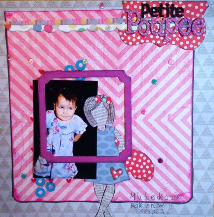 Kit du mois de janvier 2014 Kit #2 Par Sabrina