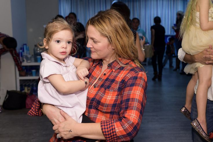 Drew Barrymore Cute Family Pictures | POPSUGAR Celebrity