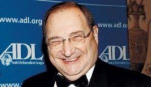 Nowy Jork: kard. Dziwisz odznaczył dyrektora ADL Złotym Medalem Jana Pawła II