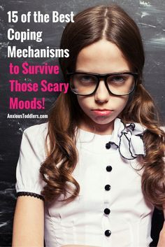 Most kids have a hard time handling emotions. Sometimes it is hard to know what are good coping mechanisms for kids. Here is a great list to get started!