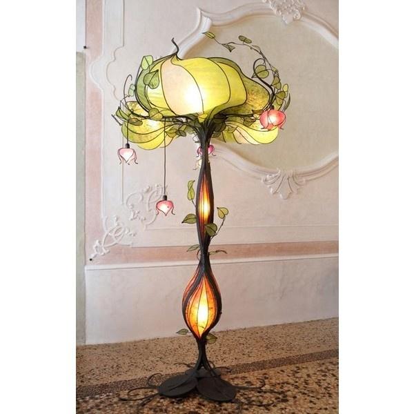 Elegant FAIRY WORLD / ❤ Fairy Lamp ❤ Liked On Polyvore