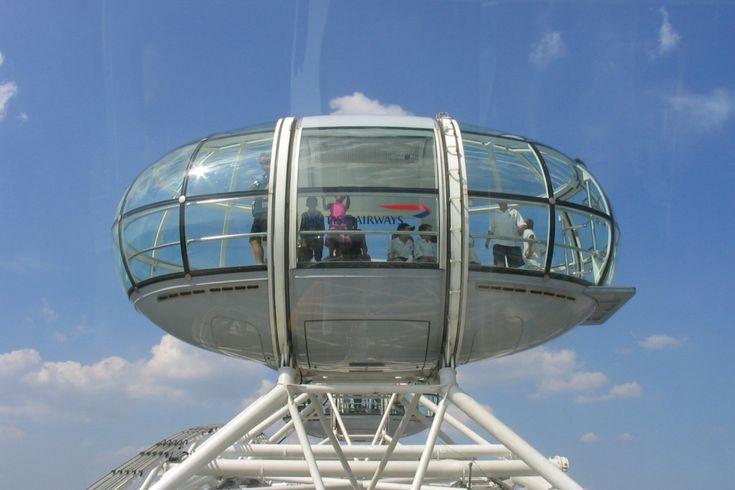 london eye | Traval Thailand: London Eye – The Millennium Wheel