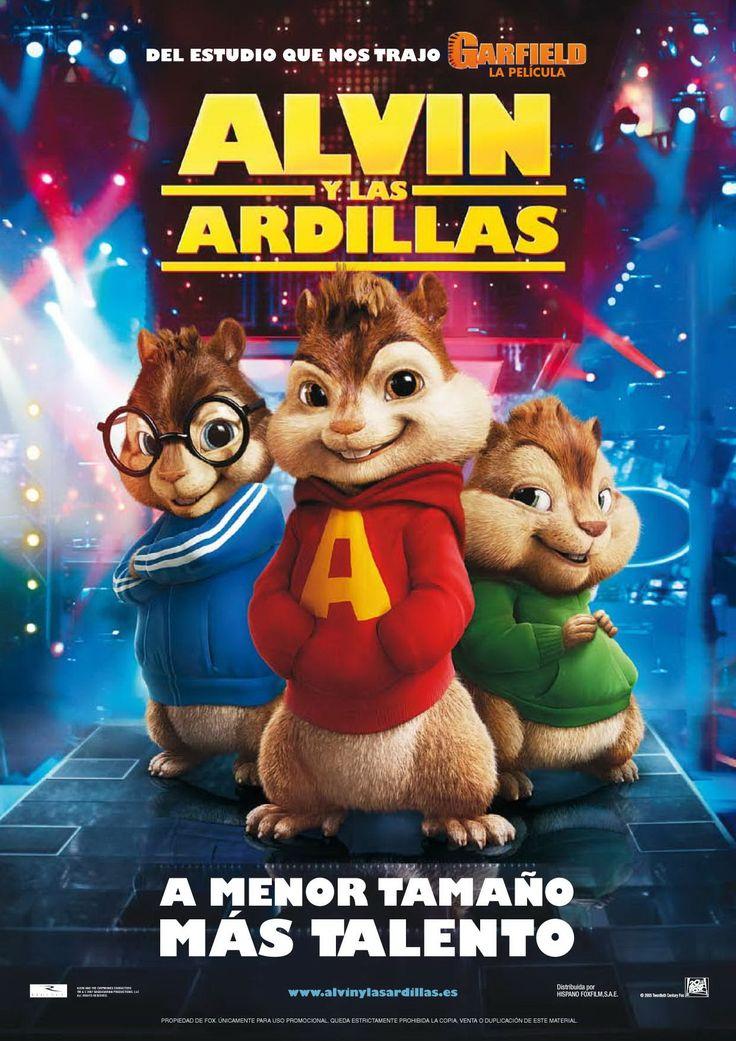 Alvin y las ardillas - Alvin and the Chipmunks