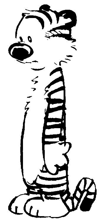 Best 25 Hobbes And Bacon Ideas