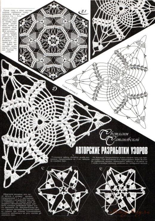 Gallery.ru / Foto # 6 - I motivi triangolari - Alleta