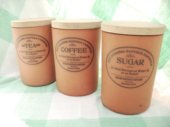 Tea Coffee (found) & Sugar (Tall)