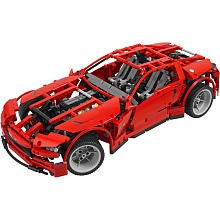 LEGO Technic Super Car (8070)- my husband would love this